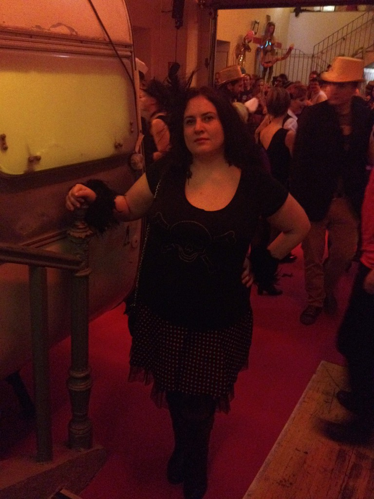Vienna Burning Ball 2014