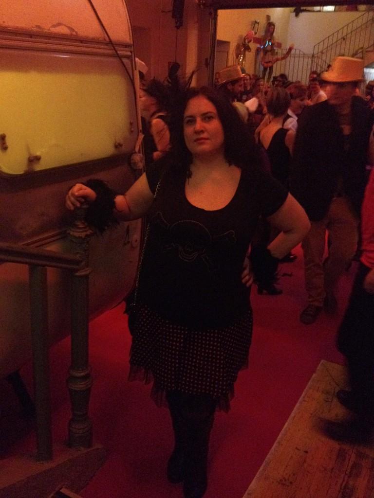 Vienna Burning Ball 2014