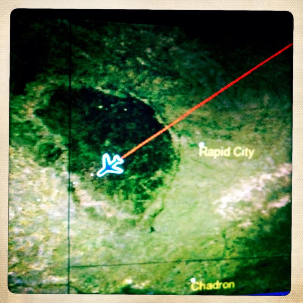 Unterwegs nach Tucson über London und Los Angeles