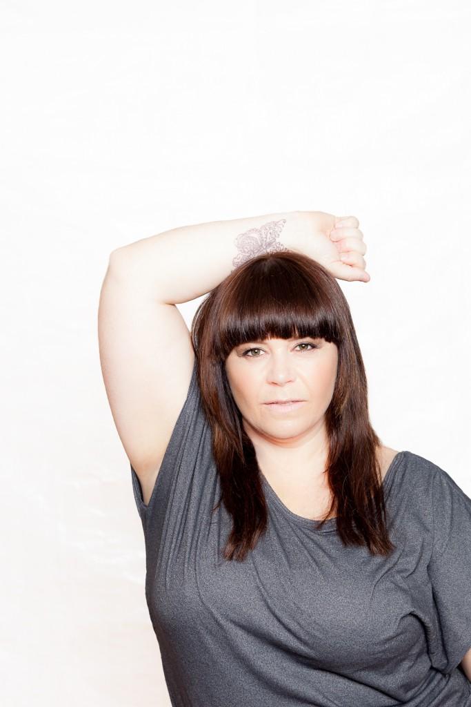 Louise Green, Plus Size Athletin und Begründerin der Body Exchange Fitnesskette