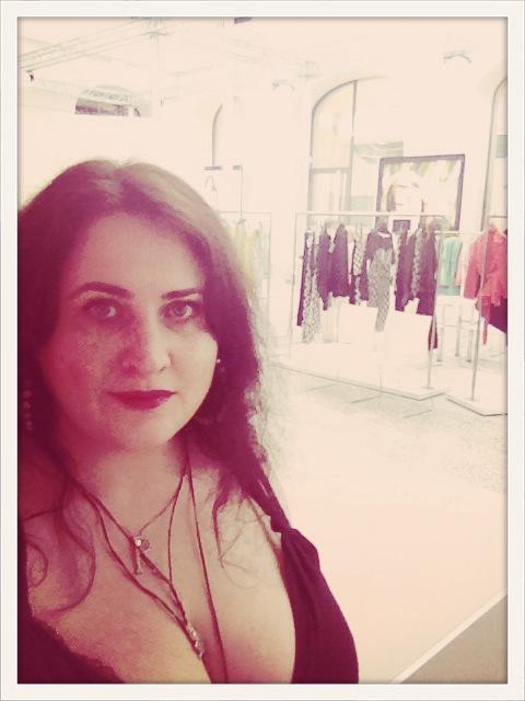 Bei der Curvy is sexy-Messe Fotos (c) Rhea Krcmarova