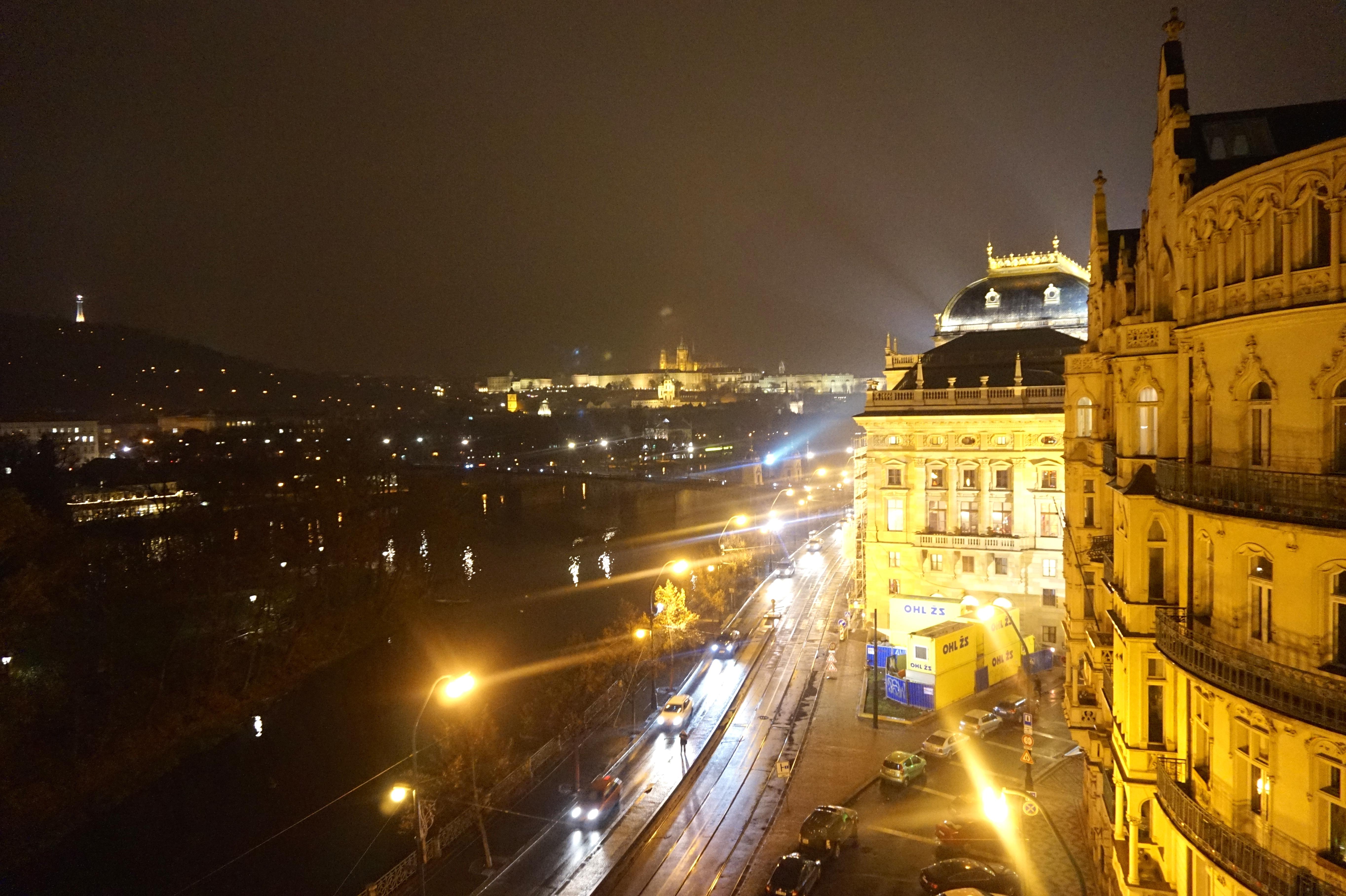 Kitschige Weihnachtsbeleuchtung.Schöne Sachen Samstag Prag Sweet Prag Venus In Echt